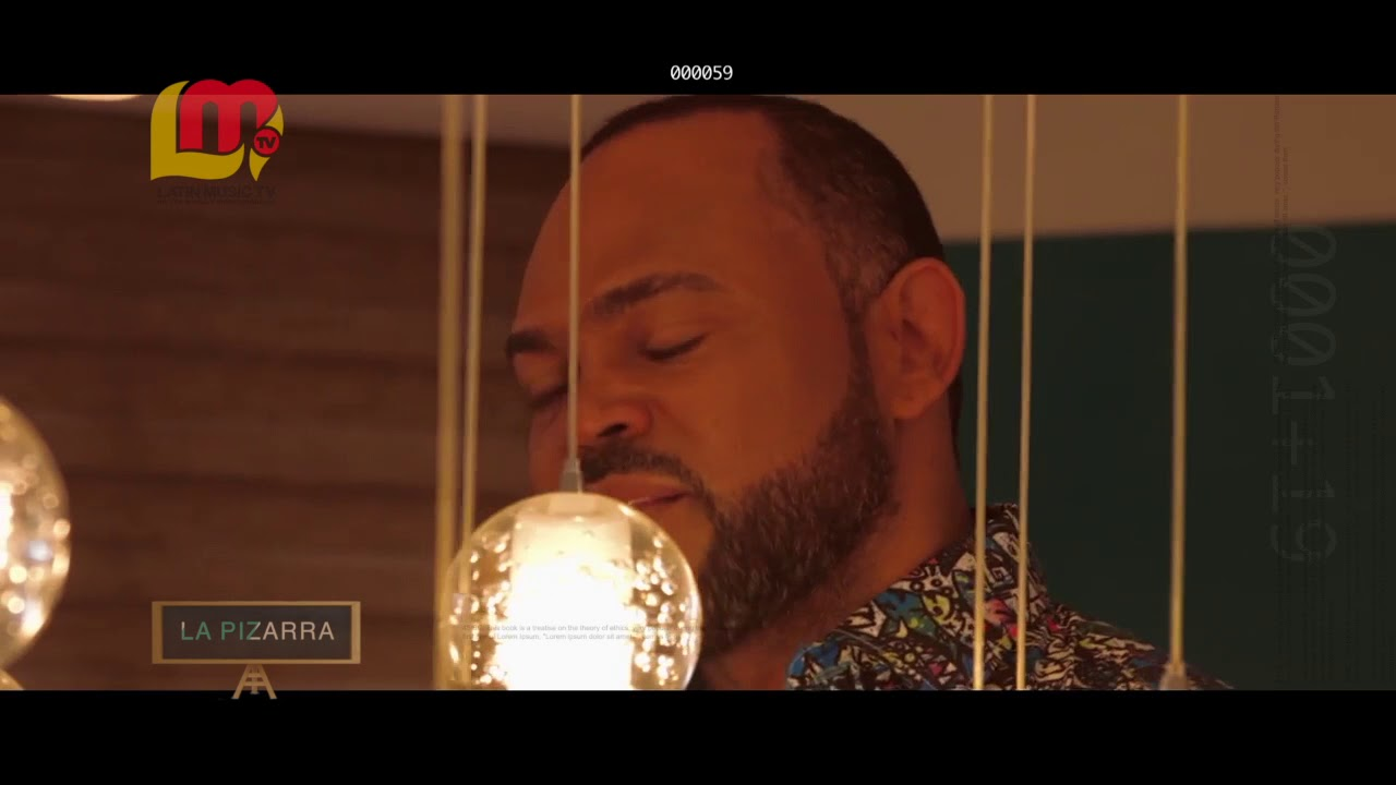 LA PIZARRA CON FRANSHESKA DEL ROSARIO INVITADO FELIX MANUEL 2DO PROGRAMA LATIN MUSIC TV JULIO 2018
