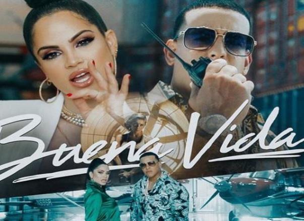 """Daddy Yankee y Natti Natasha estrenan su """"Buena Vida"""""""