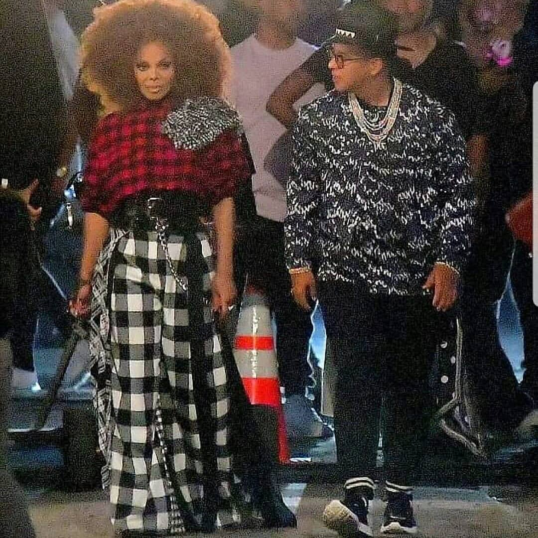 Daddy Yankee graba con Janet Jackson