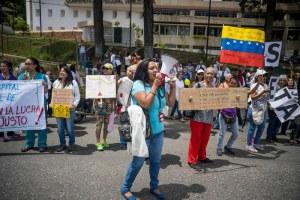 El frente opositor venezolano llama a acompañar las protestas sociales y gremiales