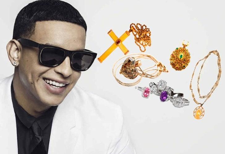 Le roban a Daddy Yankee en un hotel en españa