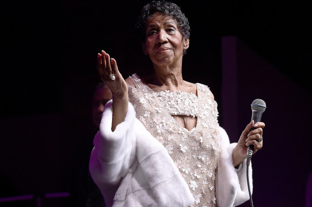 "Aretha Franklin, la ""Reina del Soul"" estadounidense, gravemente enferma"