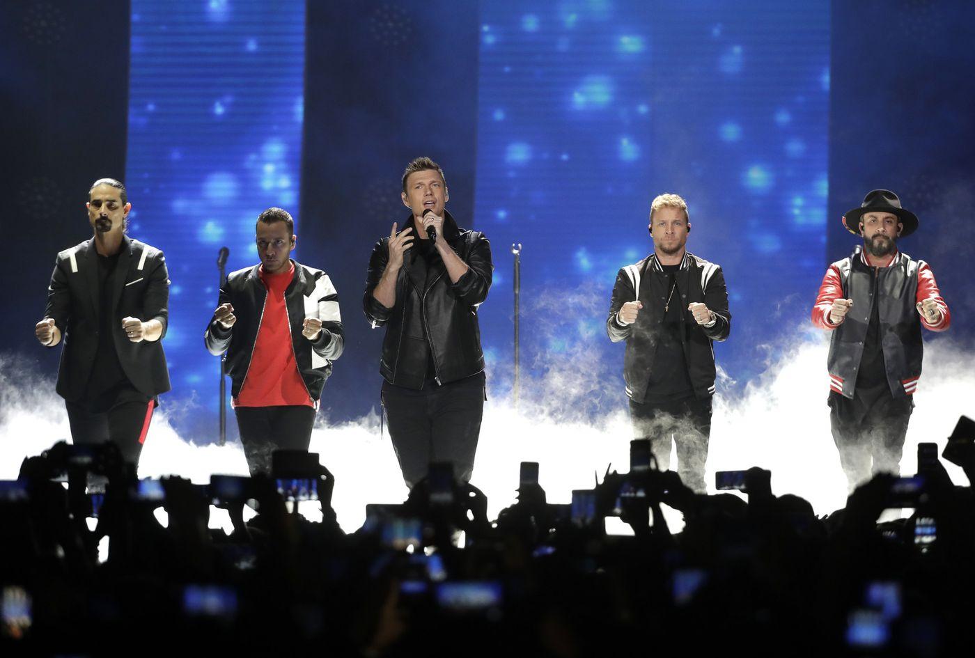 Backstreet Boys lamentan el accidente que dejó 14 heridos en uno de sus shows