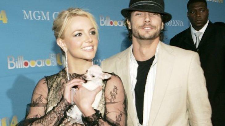 Obligan a la cantante Britney Spears a pagar US$110,000 a Kevin Federline