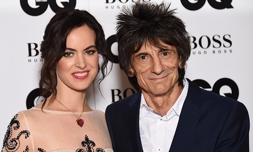 Ronnie Wood, de los Rolling Stones, quiere volver a ser padre a los 70 años