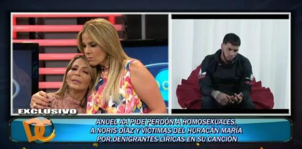 """Anuel pide perdón por la """"estupidez"""" que grabó"""