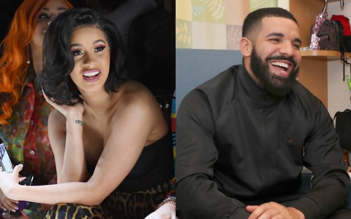 Cardi B y Drake son los líderes de las nominaciones de los American Music Awards