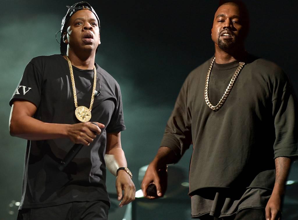 Tras su reconciliación, Kanye West y Jay Z están trabajando juntos en nuevo álbum