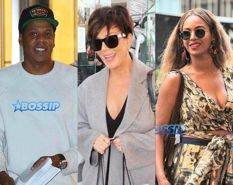 Jay Z pudo haberle sido infiel a Beyoncé con ¡Kris Jenner!