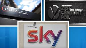 Fox vende su participación del 39% de Sky a Comcast