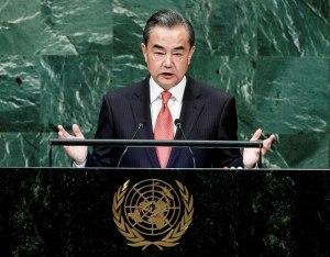 """China denuncia el """"proteccionismo"""" y dice que no se someterá a """"presiones"""""""
