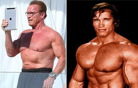 Arnold Schwarzenegger: Trabajar el cuerpo y comer bien, la clave para resistir los años