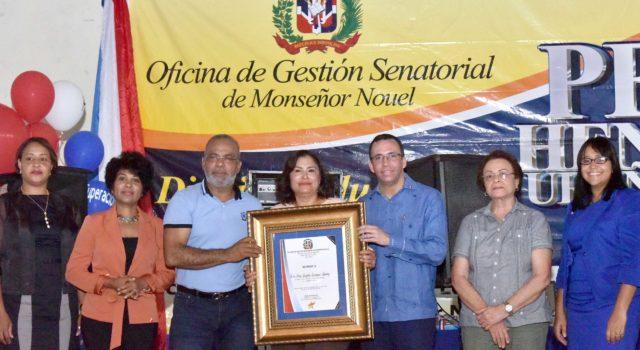 MINISTRO DE EDUCACIÓN ANDRÉS NAVARRO EXHORTA A MAESTROS Y ESTUDIANTES A SER REFERENTES POSITIVOS PARA LA SOCIEDAD