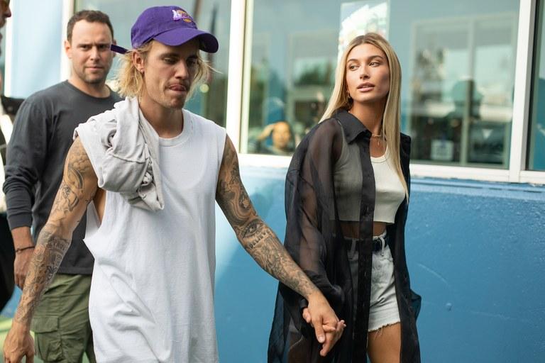 Justin Bieber y Hailey Baldwin ya están casados