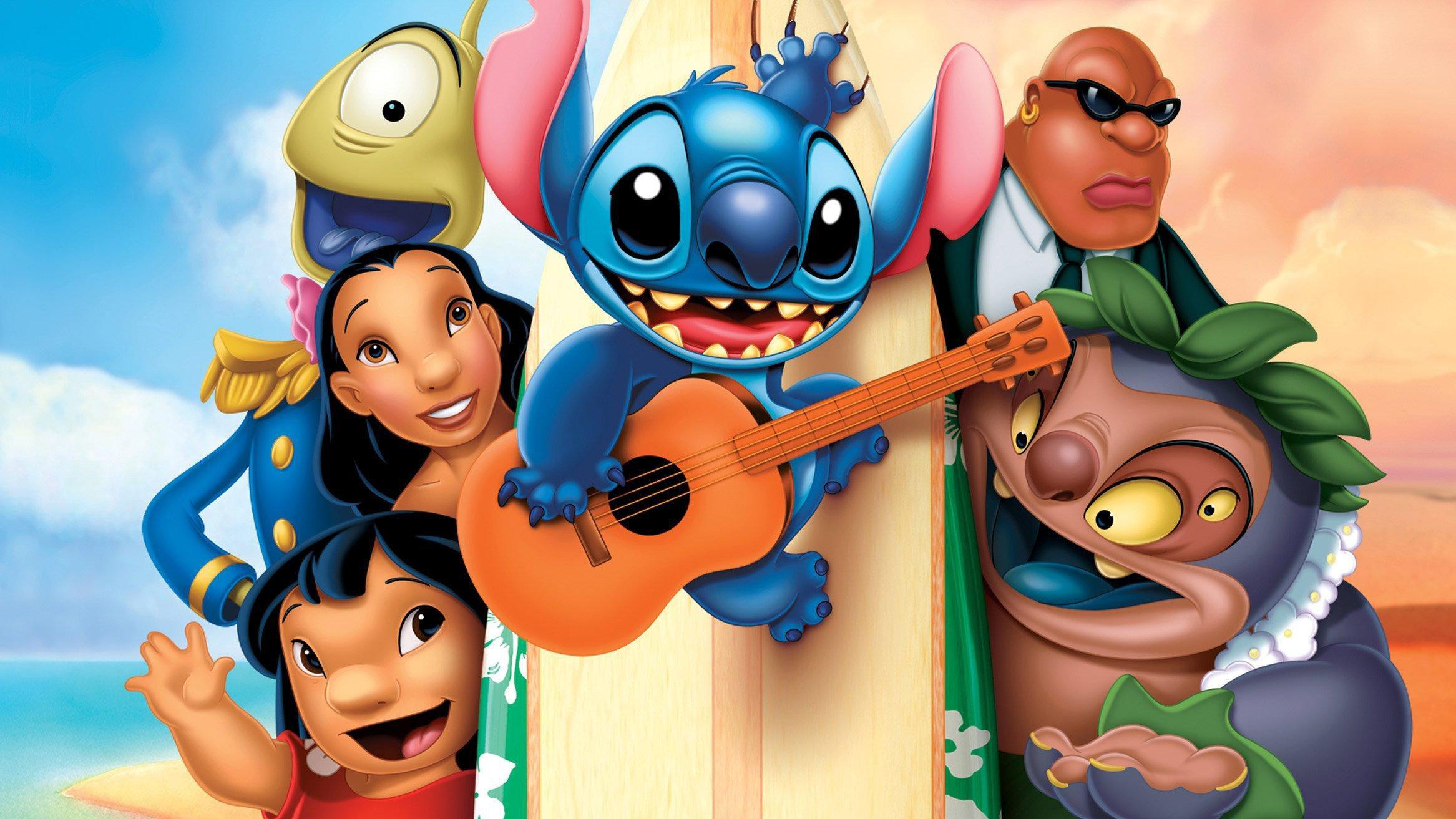 """Disney prepara una nueva versión de """"Lilo & Stitch"""""""
