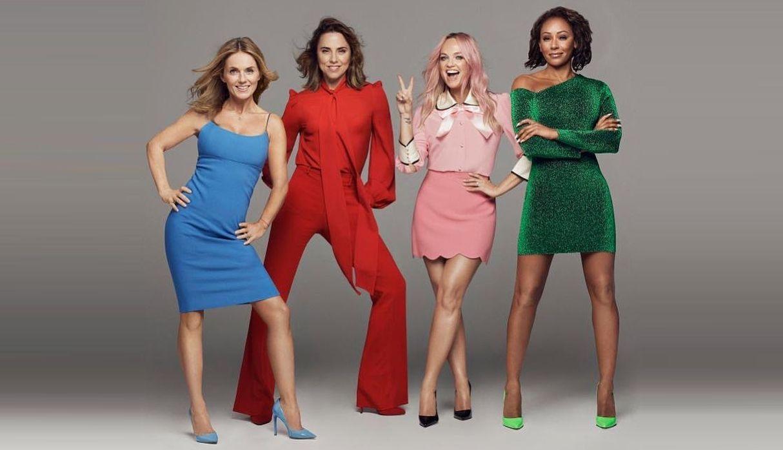 Las Spice Girls confirman gira, pero sin Victoria Beckham