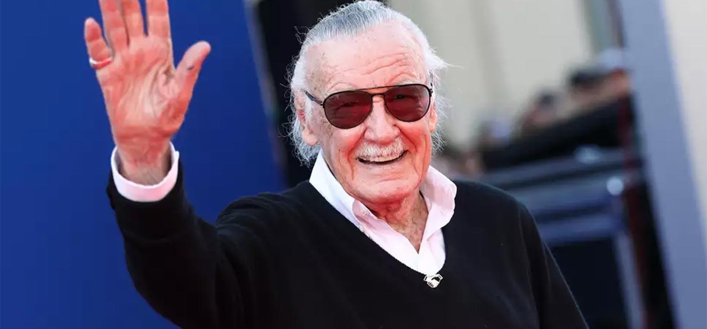 Stan Lee creó su último superhéroe antes de morir