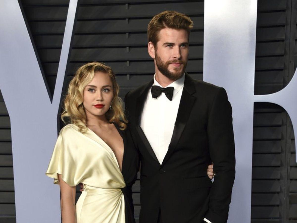 Incendios consumen la casa de Miley Cyrus y Liam Hemsworth