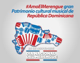 Hoy es el dia nacional del Merengue 26 de noviembre  www.laradio247fm.com tu emisora