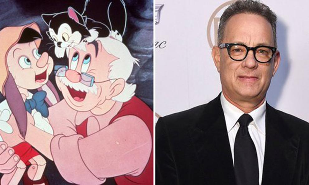 """Disney negocia con Tom Hanks para encarnar a Geppetto en la nueva película de """"Pinocho"""""""