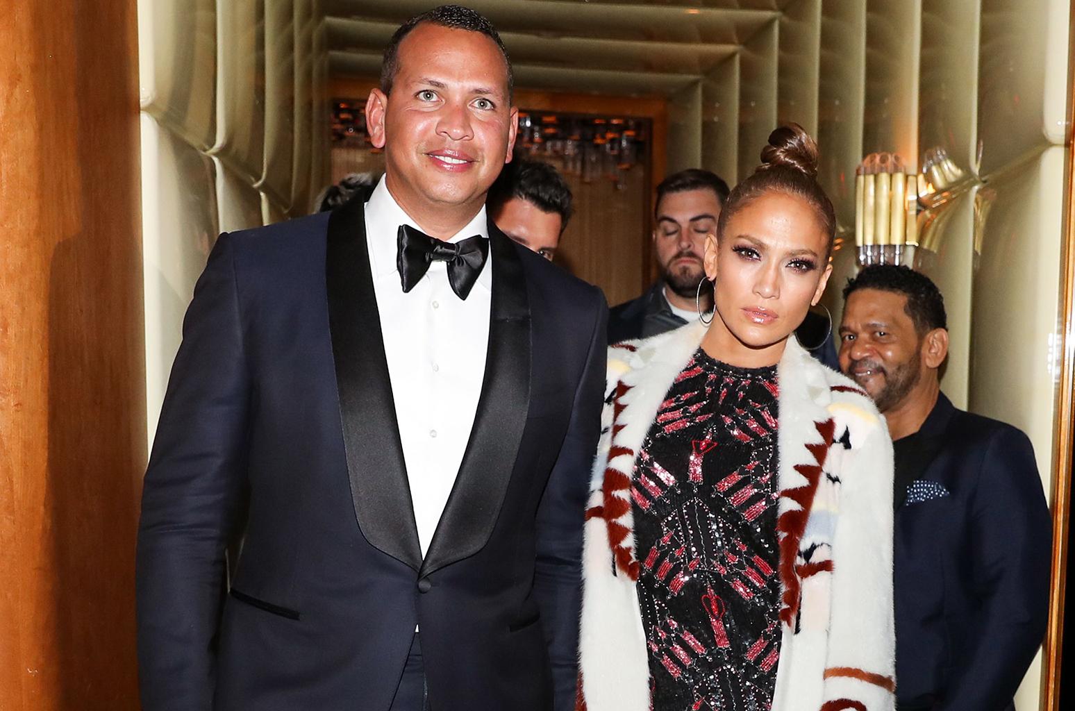 Jennifer Lopez reveló el consejo que Alex Rodríguez le dio para crecer como empresaria