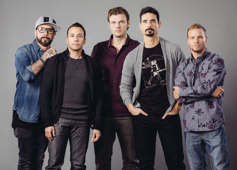 Backstreet Boys cierra el 2018 con $ 15 millones ganados en Planet Hollywood