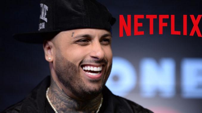 La serie El Ganador de Nicky Jam se estrena en Netflix, pero no en los Estados Unidos.