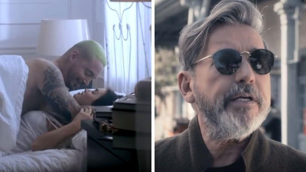 Ricardo Montaner deja caer Qué vas a hacer Video musical protagonizado por J Balvin & Lali