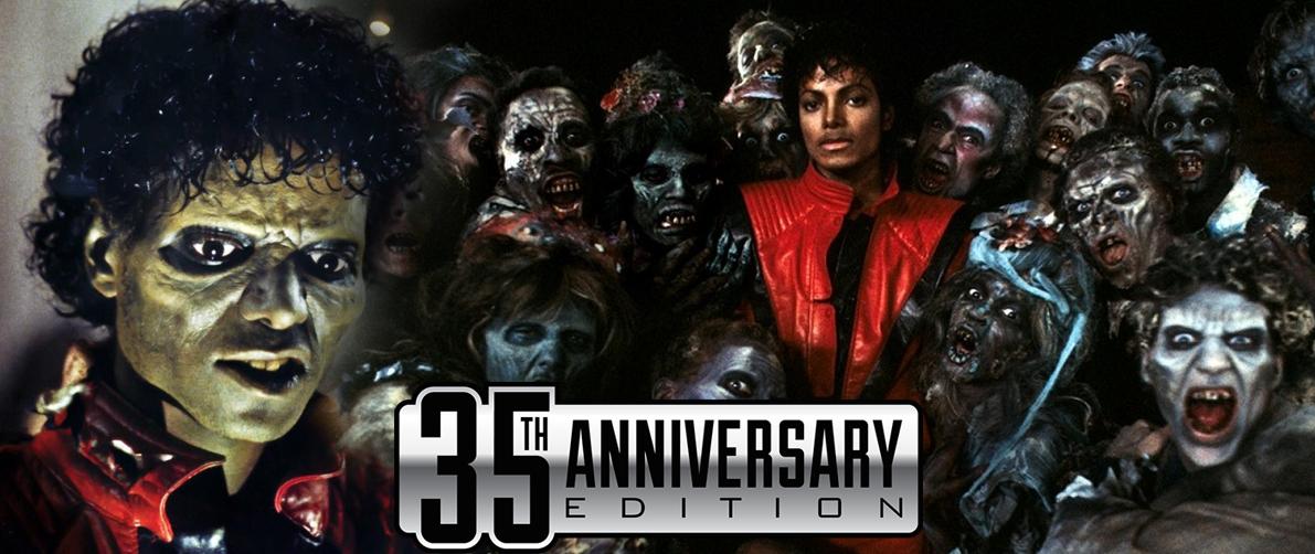 Thriller de Michael Jackson 35 años despues el icónico video musical