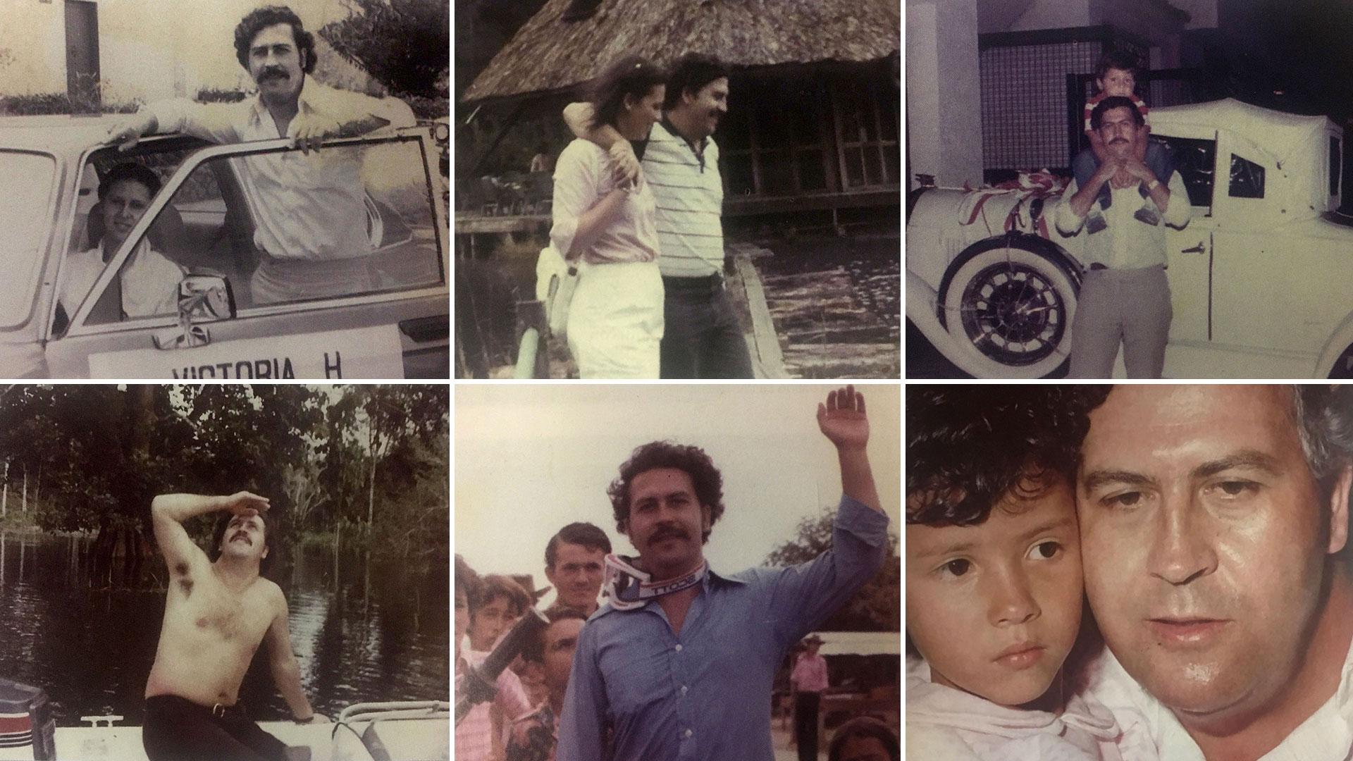 Llena de FLORES la tumba de Pablo Escobar a 25 años de su muerte