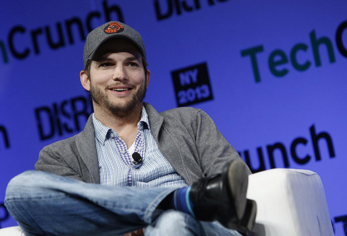 Ashton Kutcher: cómo pasar de ser un actor cómico a un inversor multimillonario