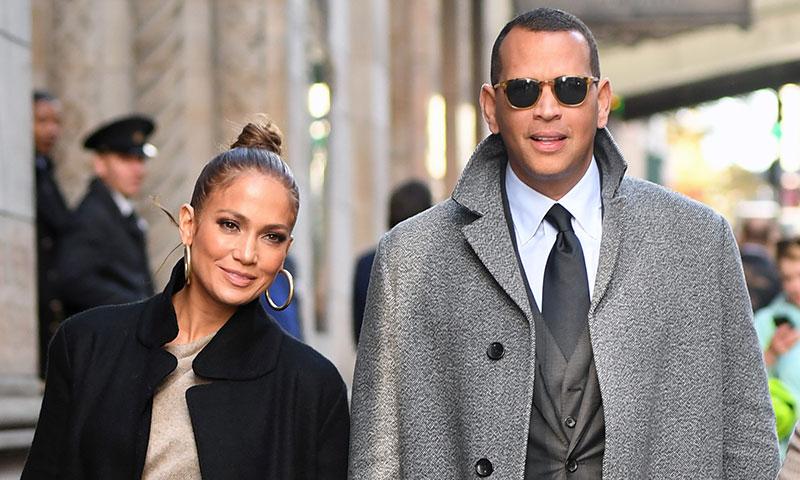 El secreto de la relación de Jennifer Lopez y Alex Rodriguez