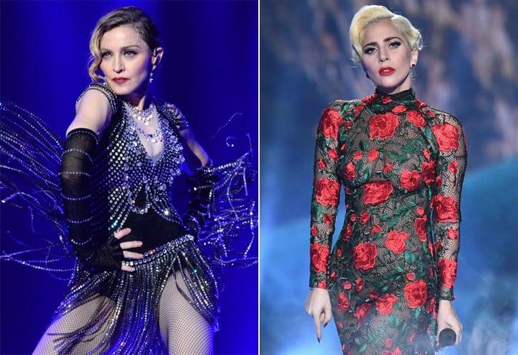 Segundo 'round' de la pelea entre Madonna y Lady Gaga