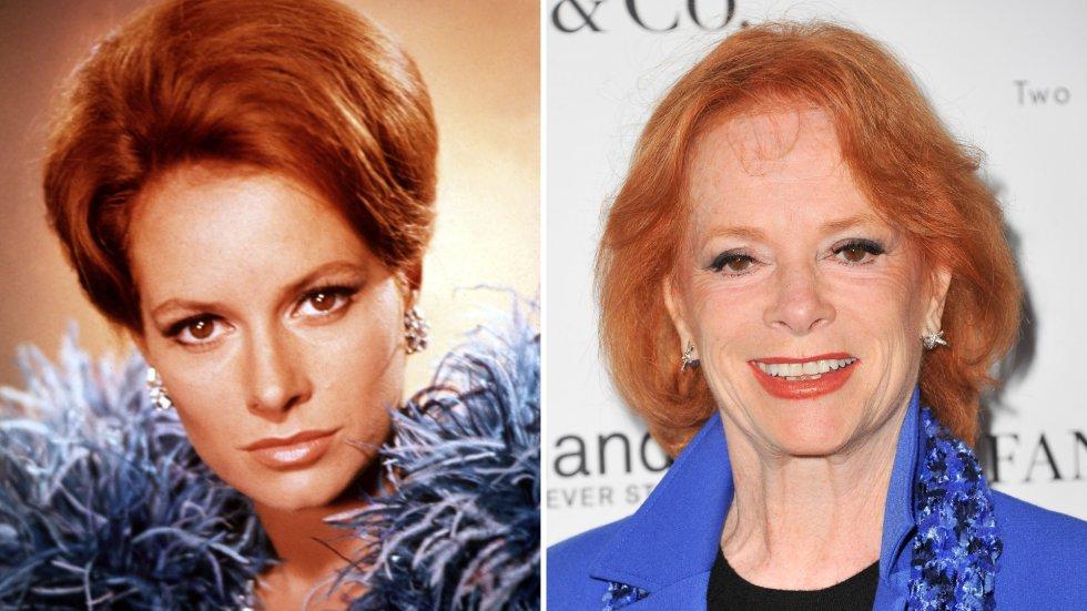 Así han cambiado las 'chicas Bond' a través de los años  Luciana Paluzzi