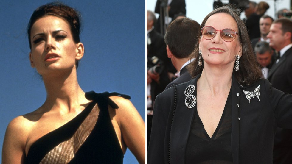 Así han cambiado las 'chicas Bond' a través de los años  Claudine Auger