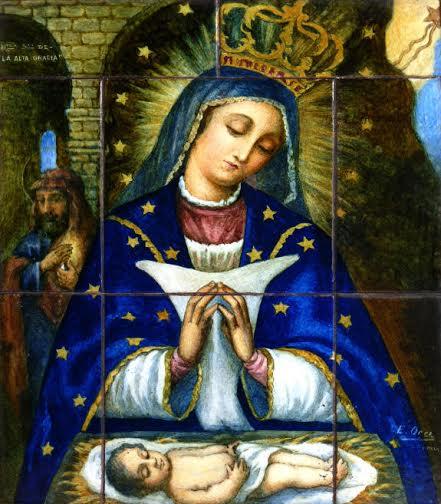 La Virgen de la Altagracia y el pueblo dominicano