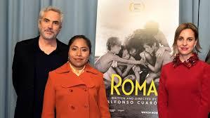 """Con nominación del Óscar a """"Roma"""", Netflix avanza en Hollywood"""