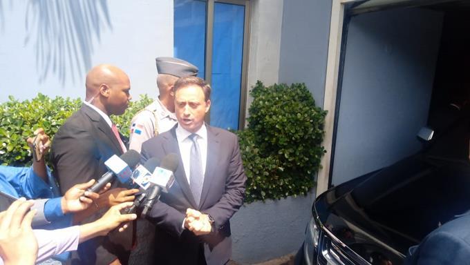 Jean Alain Rodríguez Procurador dice darán detalles este miércoles sobre investigación caso David Ortiz