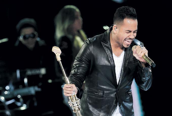 """Romeo Santos: """"No hay que cambiar la esencia latina para cambiar el mundo de la música"""""""