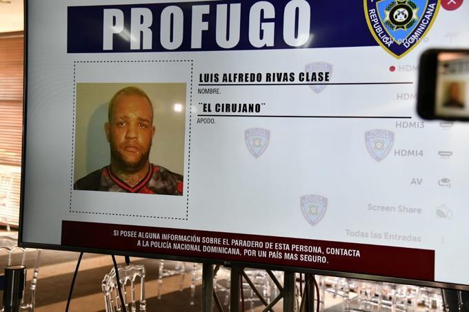 Cuántos son los prófugos del caso David Ortiz?