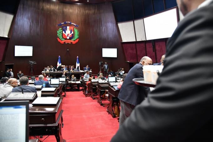 El tema de la reforma constitucional caldea los ánimos en el Congreso Nacional
