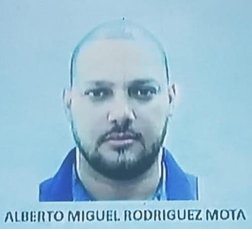 Alberto Rodríguez, implicado en caso David, estuvo presente en el bar y no se inmutó cuando dispararon contra David Ortiz