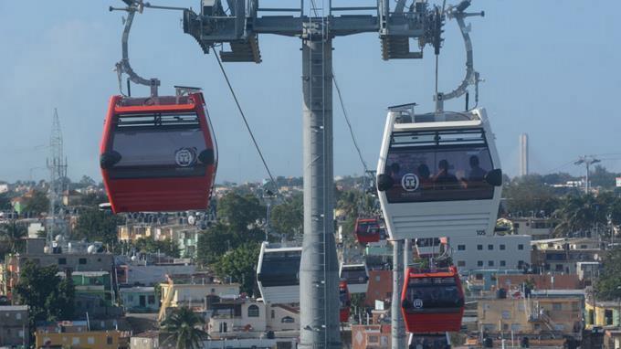 Disponen horario especial para El Metro y el Teleférico por Día de Corpus Christi