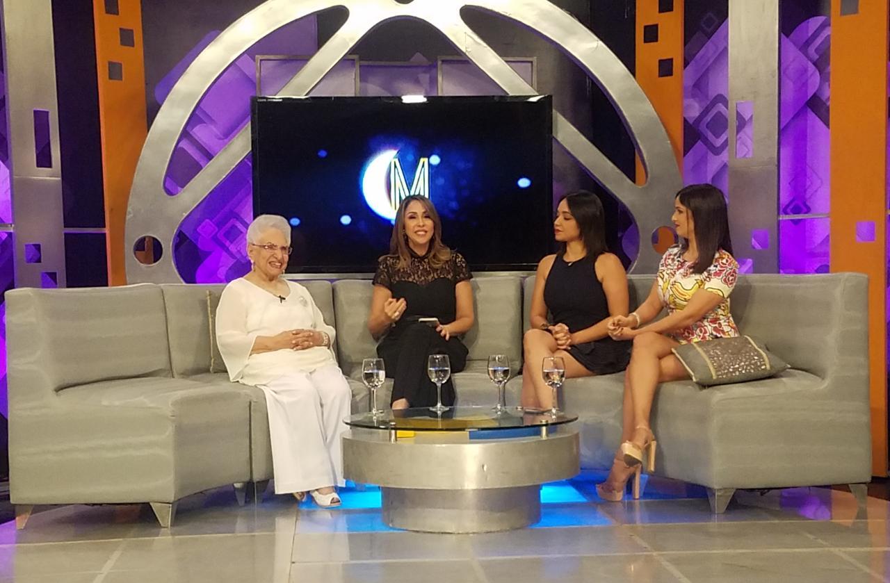 """María Cristina Camilo: """"Antes la preparación era primordial para estar en los medios"""""""