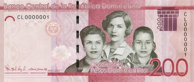 Banco Central: Desde este lunes habrá cambios en los billetes de RD$2,000 y RD$200, y después en la moneda de RD$25.00