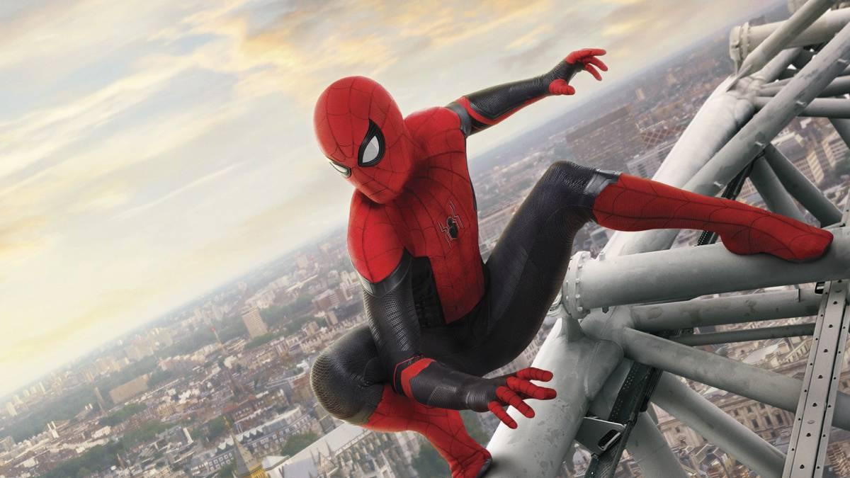 Spider-Man al tope de la taquilla norteamericana por segunda semana consecutiva