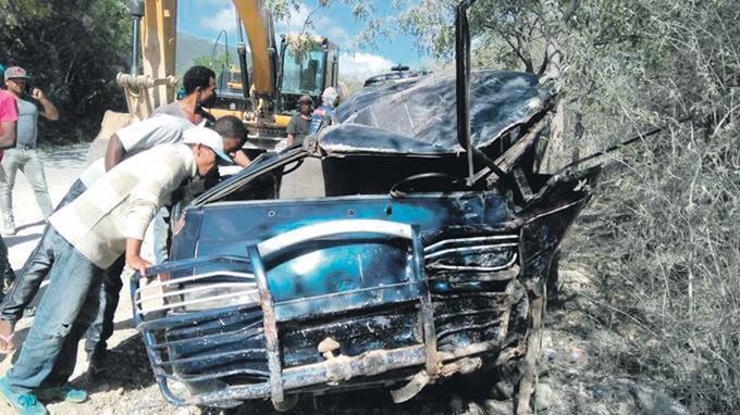 Mueren 21 en accidentes en últimos 15 días