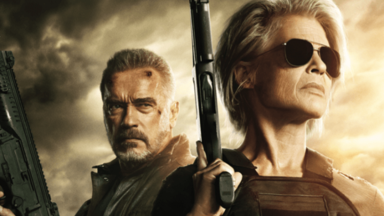 """Schwarzenegger y una Sarah Connor de """"cierta edad"""" vuelven en Terminator"""