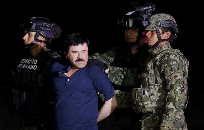 El Chapo preparaba un segundo túnel para escapar de penal mexicano