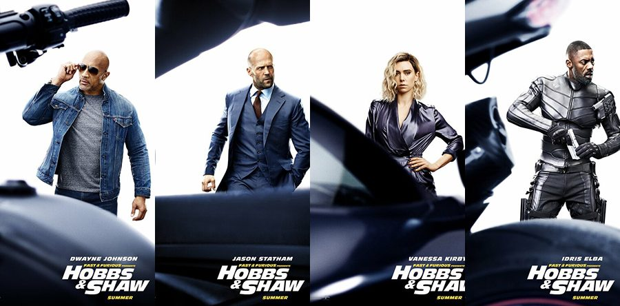 """Fast & Furious: Hobbs & Shaw La película esperada """""""